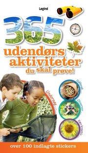 365 udendørs aktiviteter du skal prøve - bog