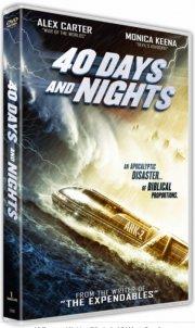 40 days and nights - DVD