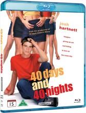 40 days and 40 nights - Blu-Ray