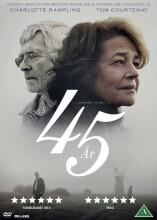 45 år / 45 years - DVD