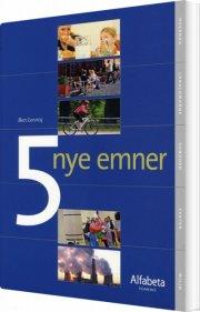 5 nye emner - bog