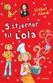 5 stjerner til lola - bog