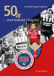 50 år med fodbold i slagelse - bog