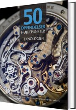 50 opfindelser - bog