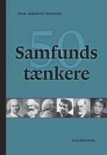 50 samfundstænkere - bog