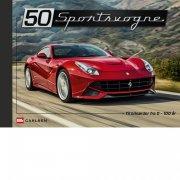 50 sportsvogne - bog