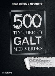 500 ting der er galt med verden - bog