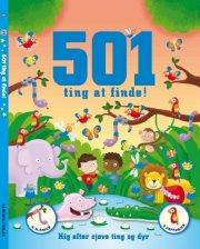 501 ting at finde - dreng - bog