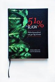 51% raw - bog