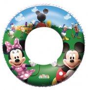 disney badering med mickey og minnie mouse - 55 cm - Bade Og Strandlegetøj
