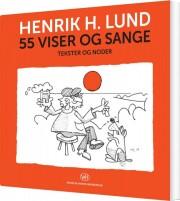 55 viser og sange - bog
