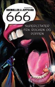 666 supercitater fra rocken og poppen - bog