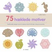 75 hæklede motiver - bog