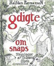 8 digte om snaps - bog