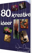 80 kreative ideer - bog