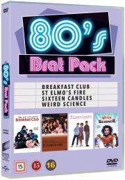the breakfast club // st. elmo's fire // sixteen candles // weird science - DVD