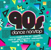 90s dance nonstop - cd