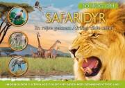 3d bog om safaridyr - bog
