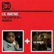 lil wayne - 2for1 tha carter iii / rebirth - cd