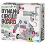 4m green science - dynamo circuit board - Kreativitet