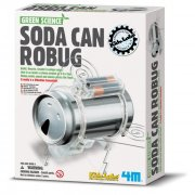 4m green science - soda can robug - Kreativitet