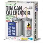 4m green science - tin can calculator - Kreativitet