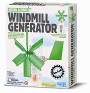4m green science - windmill generator - Kreativitet