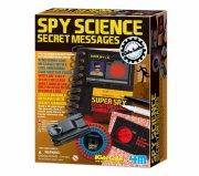 4m kidzlabs - spy science - secret message - Kreativitet