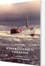 bådebyggeriets værksted - bog