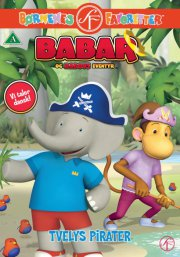 babar 9 - tvelys pirater - DVD