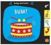 baby-billeder: bum! - bog