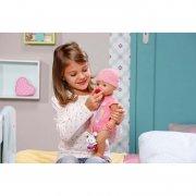 baby born tilbehør - sutteflaske, sutter og bleer - Dukker