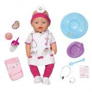 baby born - interaktiv doktor dukke - Dukker