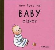 baby elsker - bog