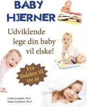 baby hjerner - bog