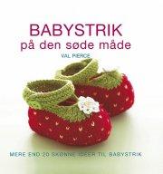babystrik på den søde måde - bog