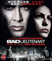 bad lieutenant - port of call new orleans - Blu-Ray