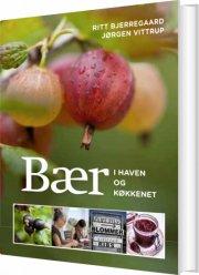 bær i haven og køkkenet - bog