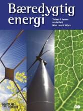bæredygtig energi - bog