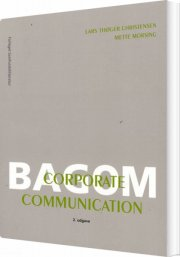 bag om corporate communication - bog