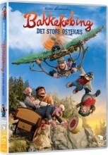bakkekøbing - det store osteræs - DVD