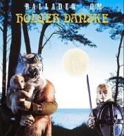 balladen om holger danske - bog