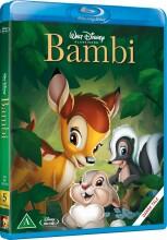 bambi - disney - Blu-Ray