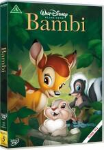 bambi - disney - DVD