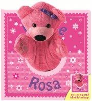 bamse rosa - bog