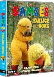 bamses billedbog - bamses farlige boks - DVD