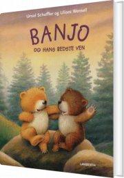 banjo og hans bedste ven - bog