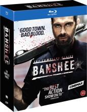 banshee - den komplette serie - Blu-Ray
