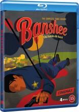 banshee - sæson 3 - Blu-Ray