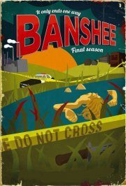 banshee - sæson 4 - DVD